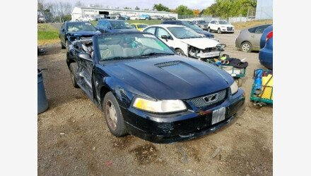 2000 Ford Mustang Convertible for sale 101225840