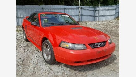 2000 Ford Mustang Convertible for sale 101225856