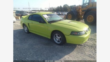 2000 Ford Mustang Coupe for sale 101225929