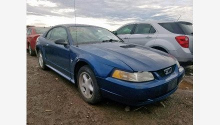 2000 Ford Mustang Coupe for sale 101229567