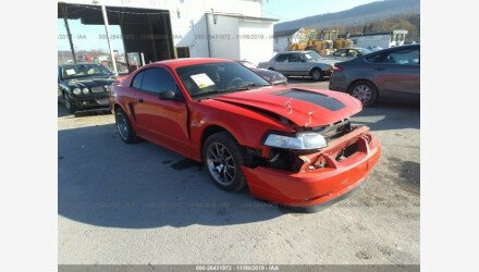 2000 Ford Mustang GT Coupe for sale 101236028
