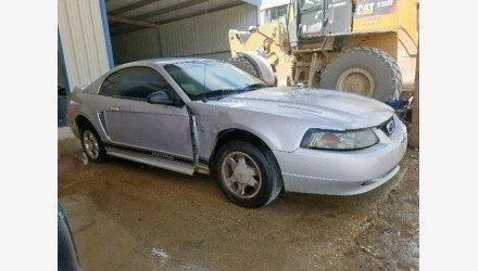 2000 Ford Mustang Coupe for sale 101236328