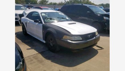 2000 Ford Mustang Coupe for sale 101237395