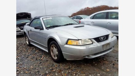 2000 Ford Mustang Convertible for sale 101238459