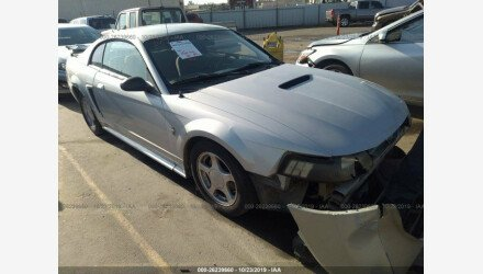 2000 Ford Mustang Coupe for sale 101238911