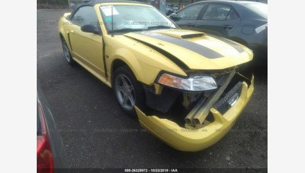 2000 Ford Mustang GT Convertible for sale 101238940