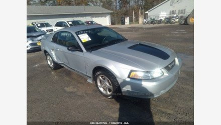 2000 Ford Mustang Coupe for sale 101239000