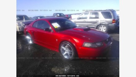 2000 Ford Mustang Coupe for sale 101239009