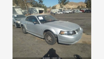 2000 Ford Mustang Coupe for sale 101239882