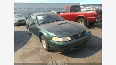 2000 Ford Mustang Coupe for sale 101240033