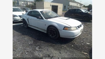 2000 Ford Mustang Coupe for sale 101240053
