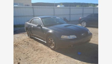 2000 Ford Mustang Coupe for sale 101241038