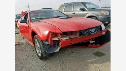 2000 Ford Mustang Coupe for sale 101241044