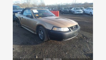 2000 Ford Mustang Convertible for sale 101241249