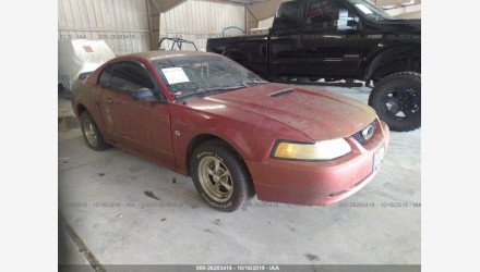 2000 Ford Mustang Coupe for sale 101241689