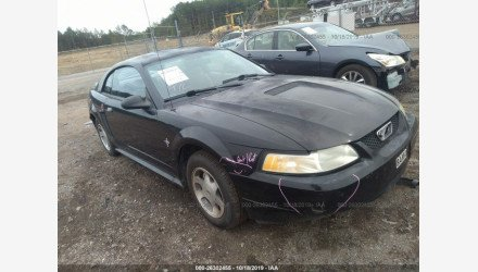 2000 Ford Mustang Coupe for sale 101241698