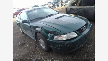 2000 Ford Mustang Coupe for sale 101241771