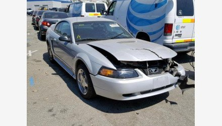 2000 Ford Mustang Coupe for sale 101242222