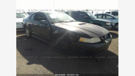 2000 Ford Mustang Coupe for sale 101244897