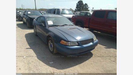 2000 Ford Mustang Coupe for sale 101244911