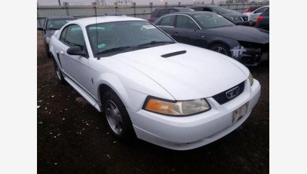 2000 Ford Mustang Coupe for sale 101246193