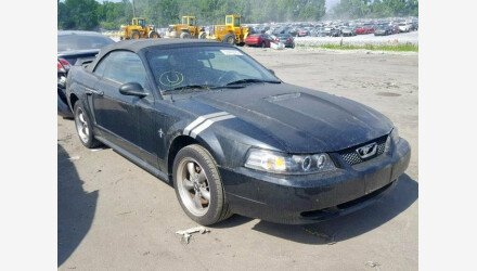 2000 Ford Mustang Convertible for sale 101248137