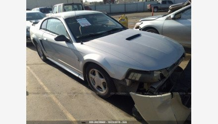 2000 Ford Mustang Coupe for sale 101248799