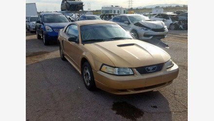 2000 Ford Mustang Coupe for sale 101250623