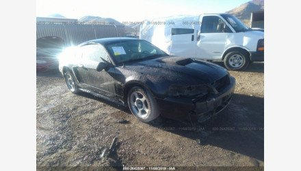 2000 Ford Mustang GT Coupe for sale 101252096