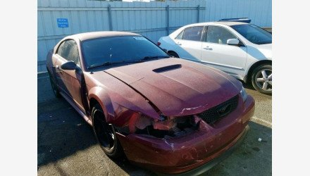 2000 Ford Mustang GT Coupe for sale 101253202