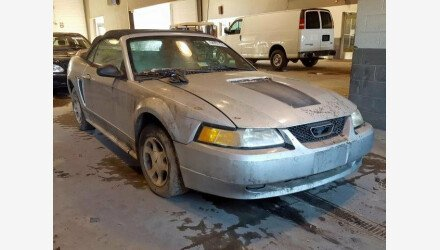 2000 Ford Mustang Convertible for sale 101253813