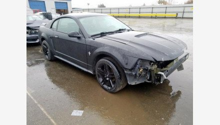 2000 Ford Mustang Coupe for sale 101266376