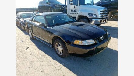 2000 Ford Mustang Coupe for sale 101266414