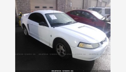 2000 Ford Mustang Coupe for sale 101266526