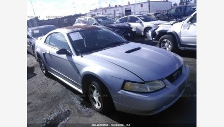 2000 Ford Mustang Coupe for sale 101266771