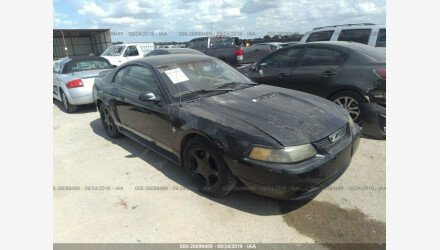 2000 Ford Mustang Coupe for sale 101267153