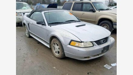 2000 Ford Mustang Convertible for sale 101267395