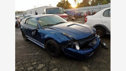 2000 Ford Mustang Coupe for sale 101267680