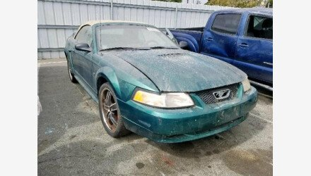 2000 Ford Mustang GT Convertible for sale 101268090