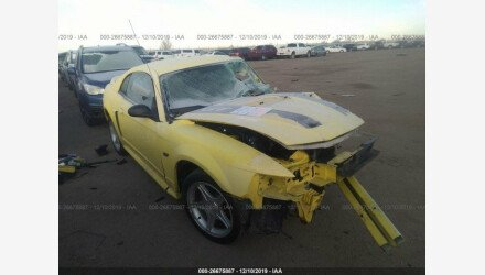 2000 Ford Mustang GT Coupe for sale 101268817