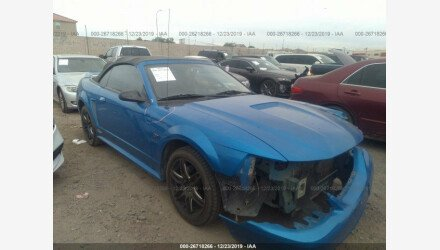 2000 Ford Mustang GT Convertible for sale 101268830