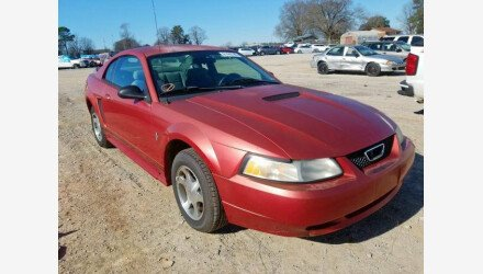 2000 Ford Mustang Coupe for sale 101269257