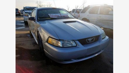2000 Ford Mustang Coupe for sale 101270462