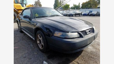 2000 Ford Mustang Convertible for sale 101270516