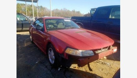 2000 Ford Mustang Coupe for sale 101270568