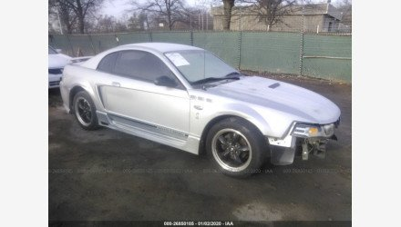 2000 Ford Mustang Coupe for sale 101270757