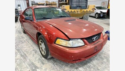 2000 Ford Mustang Coupe for sale 101271005