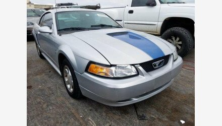 2000 Ford Mustang Coupe for sale 101271411