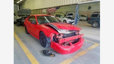 2000 Ford Mustang Coupe for sale 101271484