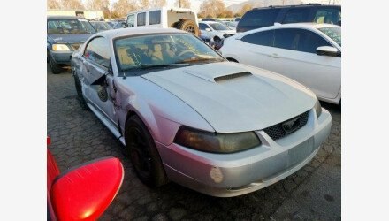 2000 Ford Mustang Coupe for sale 101271503